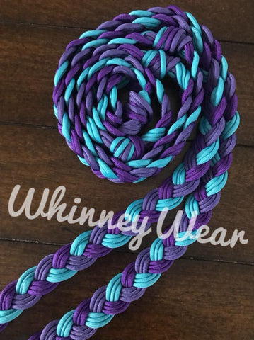 WhinneyWear Custom 8ft Rainy Day Reins
