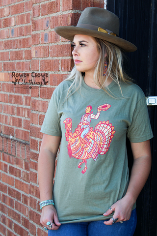 Turkey Trotter Graphic Tee