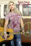 Beg Your Parton Graphic Top