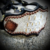 Design your own Custom Bronc Halter