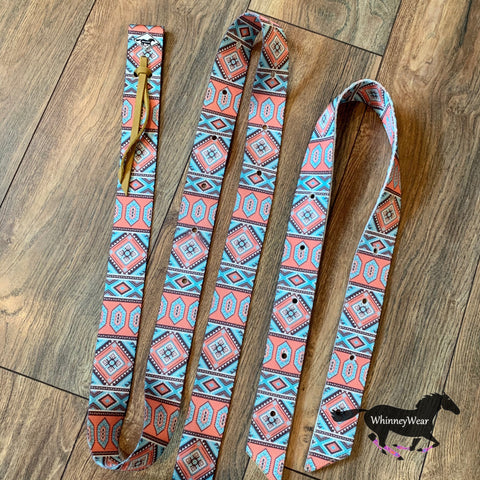WhinneyWear Boho Patterned Cinch Set