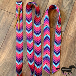 WhinneyWear Bold Aztec Patterned Cinch Set