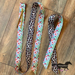 WhinneyWear Wild Child Cactus/Cheetah Patterned Cinch Set