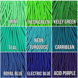 Design your own custom solid colored reins