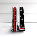 Thin Red Line Stirrups