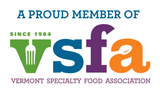 Member of Vermont Specialty Food Association