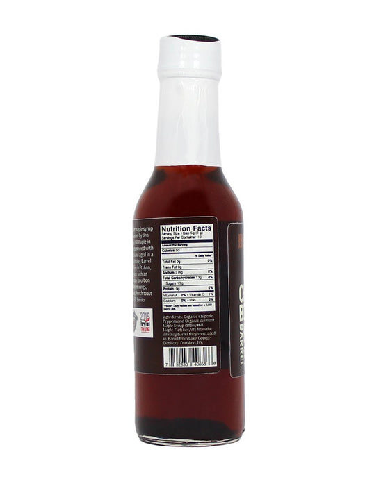 Benito's Chipotle Bourbon Barrel Infused Maple Syrup - A Slice of Vermont