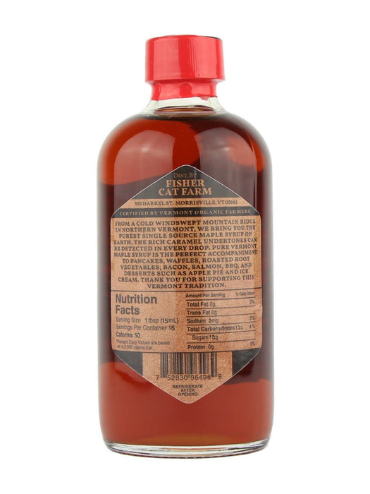 Fisher Cat Farm - Vermont Maple Syrup - Amber Rich - A Slice of Vermont