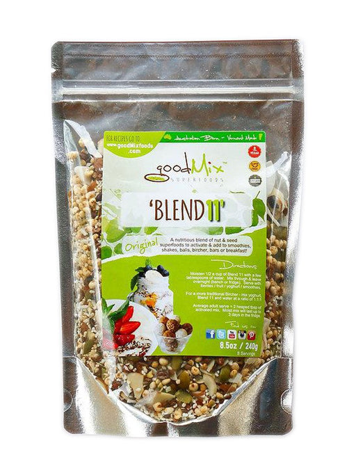 GoodMix Superfoods - Blend 11 - A Slice of Vermont
