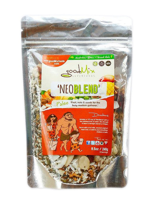 GoodMix Superfoods - NeoBlend - A Slice of Vermont