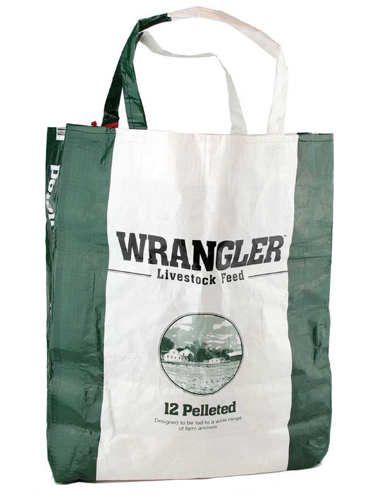 Green Wrangler Market Tote - A Slice of Vermont
