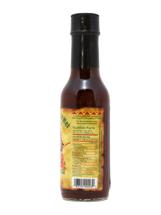 Greene's Gourmet Texas Chipotle Hot Sauce - A Slice of Vermont
