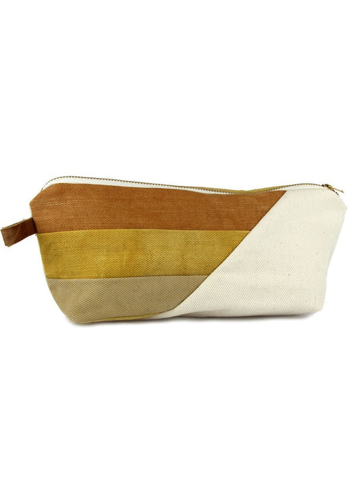 Hello Hue Studio - Large Zipper Pouch - Desert - A Slice of Vermont