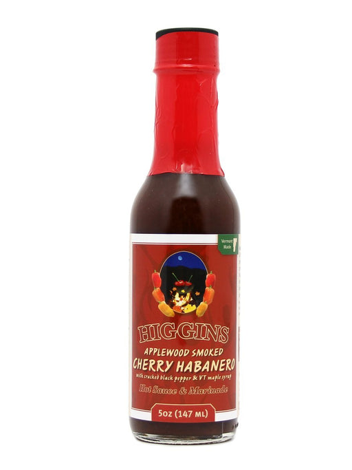 Higgins Burnt Applewood Smoked Cherry Habanero Sauce & Marinade - A Slice of Vermont