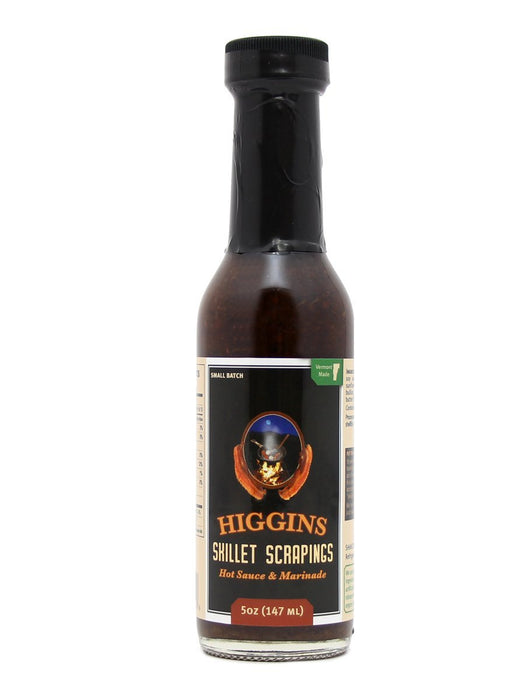 Higgins Skillet Scrapings Sauce & Marinade - A Slice of Vermont