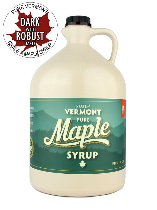 Lamb Sugarworks Maple Syrup - Dark Robust - A Slice of Vermont
