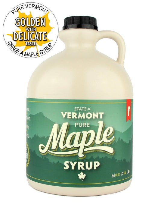 Lamb Sugarworks Maple Syrup - Golden Delicate - A Slice of Vermont