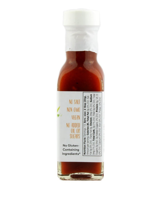 Live Young Kitchen - Smoked Onion Hot Sauce - A Slice of Vermont