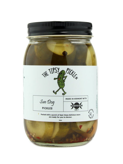 The Tipsy Pickle - Sundog Pickles - A Slice of Vermont