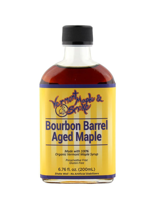 Vermont Smoke & Maple - Bourbon Barrel Aged Maple - A Slice of Vermont