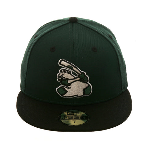 Exclusive New Era 59Fifty Colorado Springs Sky Sox Hat - 2T Green b66e1d17d40a