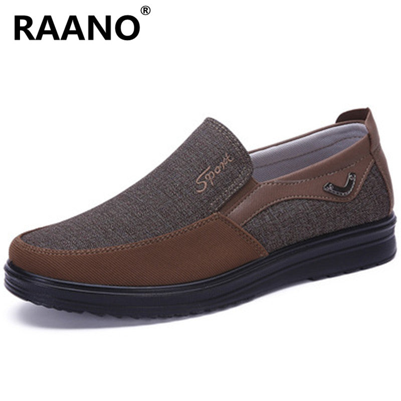 Big Size 46 47 48 49 50 Spring Autumn High-quality Comfortable Casual Shoes Mens Canvas Shoes For Men Fashion Flat Loafers Shoes