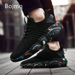 Bojmq Tenis Masculino Women Tennis Shoes Tenis Mujer 2019 new Outdoor Sport Shoes Unisex Light Jogging Fitness Women Sneakers