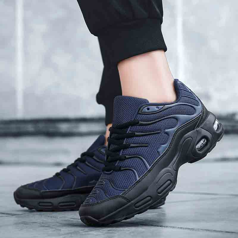2020 New Fashion Spring Autumn Casual Shoes Men Sneakers Air Cushion Mesh Light Breathable Sport Jogging Shoes Zapatos De Hombre