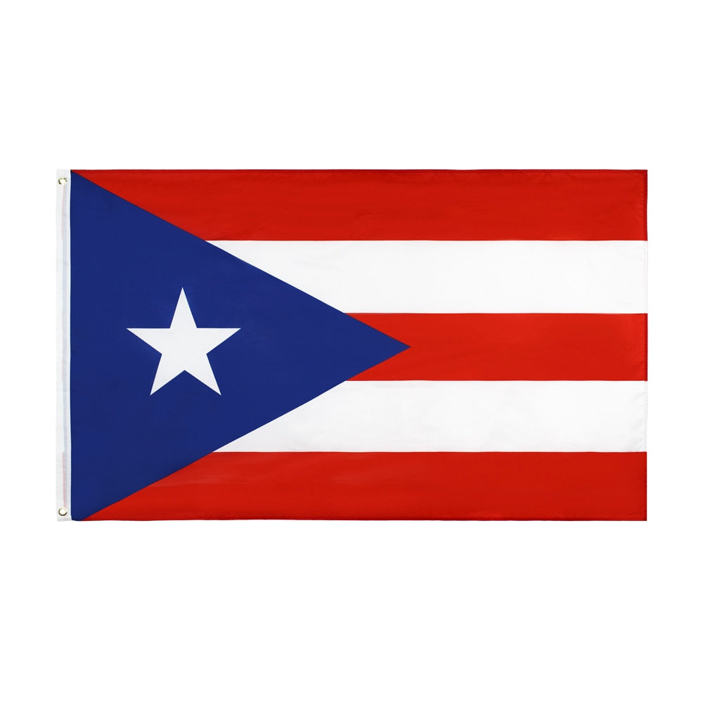 Flaglink 3x5fts 90*150cm pr Puerto Rico flag of Rican