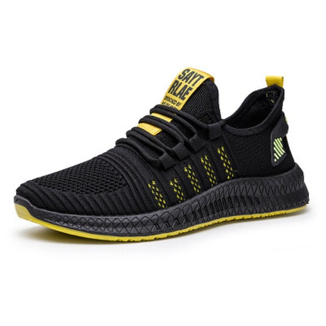 Running Shoes For Men Sneakers Breathable Mesh Outdoor Sport Shoes Wear-resistant Men  Casual Upper Sneakers Male Sport Shoes