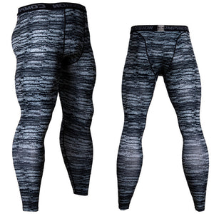 Compression Pants Running Pants Men Training Fitness Sports Leggings Gym Jogging Pants Male Sportswear  Yoga Bottoms