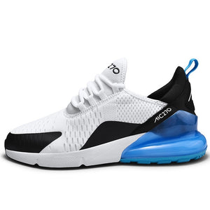 Summer New Men Sneakers Air Cushion Lightweight Breathable Sneakers Fashion Shoes Woman Couple Sport Shoes Mens Shoes Casual
