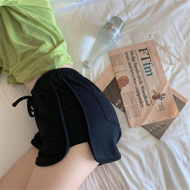 women shorts 2020 Loose Casual Shorts Yo-Ga Short Feminino Beach Sexy Short Women'S Clothing