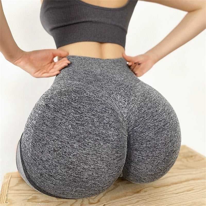 High Waist Vital Seamless Gym Shorts Fit Cycling Short Workout Gym Shorts for Women Push Up Seamless Leggings Biker Short