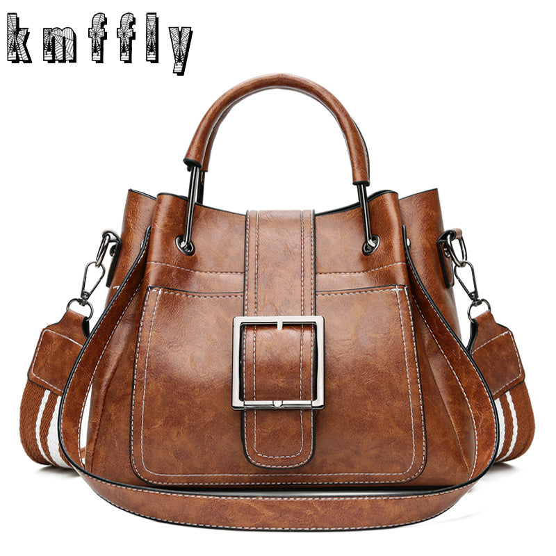 Luxury Handbags Bags For Women Large Capacity Ladies Hand Bags Vintage Tote Women Bags Designer Leather Handbags 2020
