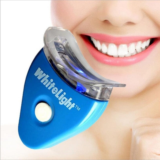 Portable Smart LED Teeth Whitening Device 3 USB Ports For Android IOS Dental Bleaching System Tooth Whitening Beauty instrument