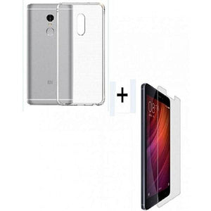 Tempered Glass Protector for Xiaomi Redmi Note 4 - Bahria Stores