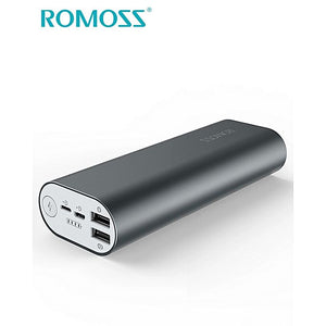 Romoss ACE 20000mAh Dual USB-Power Bank-Romoss-Bahria Stores