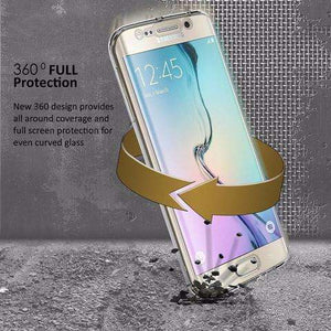 360 FRONT BACK COVER TPU FOR SAMSUNG GALAXY ALL MODELS - Bahria Stores