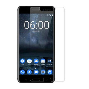 Tempered Glass Protector For Nokia 5 price in Pakistan - Bahria Stores