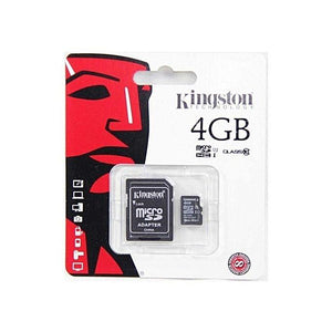 Kingston 4GB Memory Card-Memory Card-Kingston-Bahria Stores