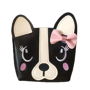 Puppy Purse in Four Fun Colors - Sp-oiled!