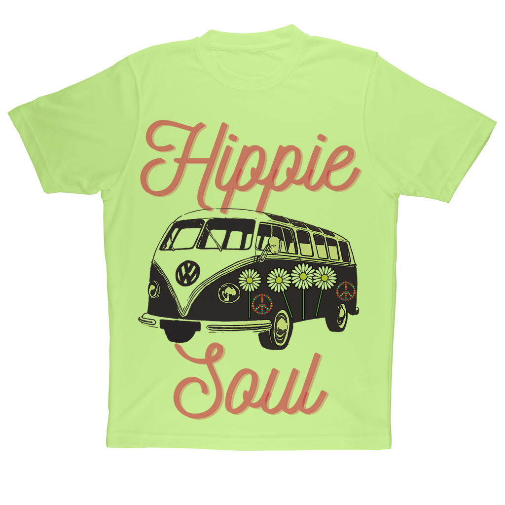 Hippie Soul Sublimation Performance Adult T-Shirt - Sp-oiled!