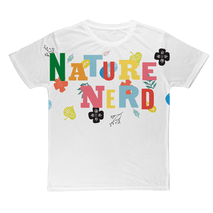 Nature Nerd Collection Classic Sublimation Adult T-Shirt - Sp-oiled!