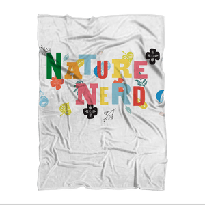 Nature Nerd Collection Premium Sublimation Adult Blanket - Sp-oiled!