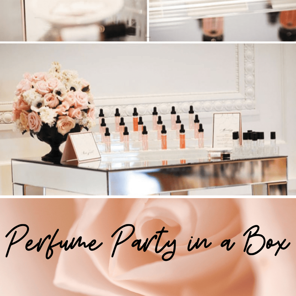Perfume Party In a Box - Sp-oiled!
