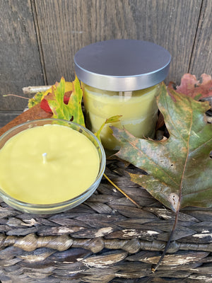 Exquisite Fall Night Candle - Sp-oiled!