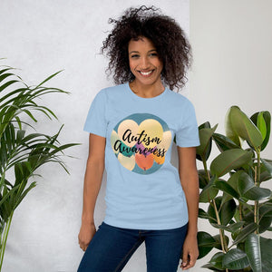 Autism Awareness Unisex T-Shirt | Proceeds Benefit Autism Community & Care Connection - Sp-oiled!