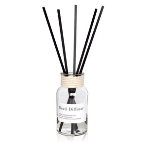 Stylish Black Reed Room Diffuser | 100 ml, 6 Different Scents to Choose - Sp-oiled!