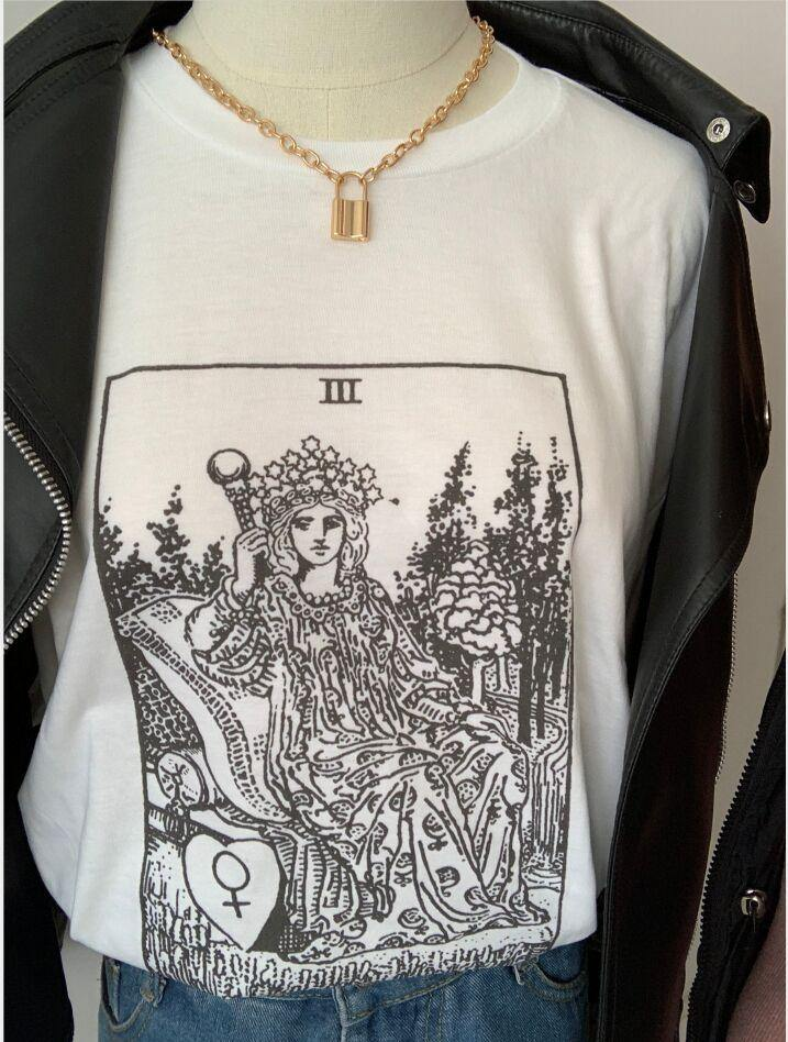 The Empress Tarot Card T-Shirt and Many More